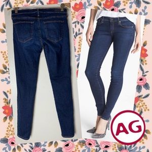 🌿AG 'The Absolute Legging' Extreme Skinny Jeans